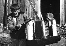 Kain Tapper Saarijärven museon kuva-arkisto, kuvaaja Marko Tapper