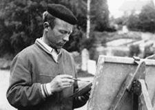 Väinö Rusanen Saarijärven museon kuva-arkisto, kuvaaja tuntematon