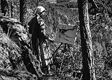 Kaarina Katainen Keski-Suomen museon kuva-arkisto, kuvaaja Juhani Raitala