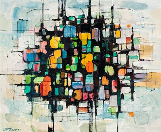 kosonen-abstrakti